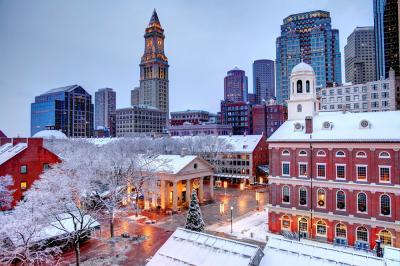 How to Spend Winter Holidays in Massachusetts